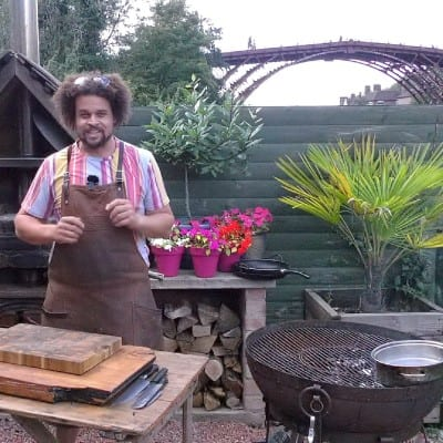 Taste the Gorge Online Cooking Demo - With Adam Purnell - 'Shropshire Lad'